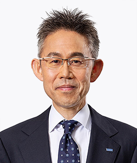 Standing Corporate Auditor Keiichi Hino