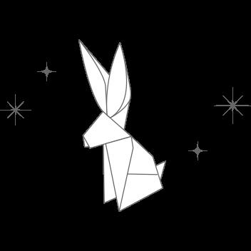 Origami Maniacs: 3D Origami Diamond Patterned Swan   352x352
