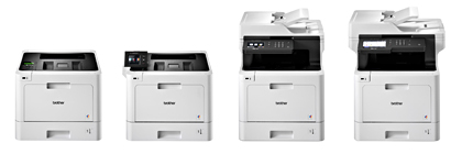 Color Laser Printer / All-in-one HL / DCP / MFC-L8000Series