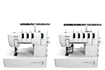 Top Cover Stitch Sewing Machine CV3440 / CV3550