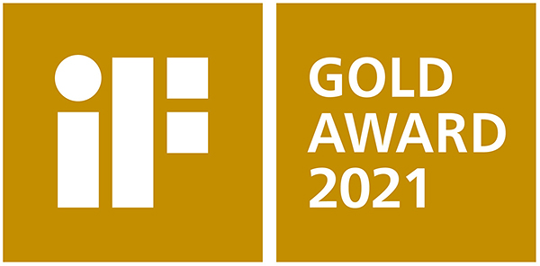 iF GOLD AWARD 2021